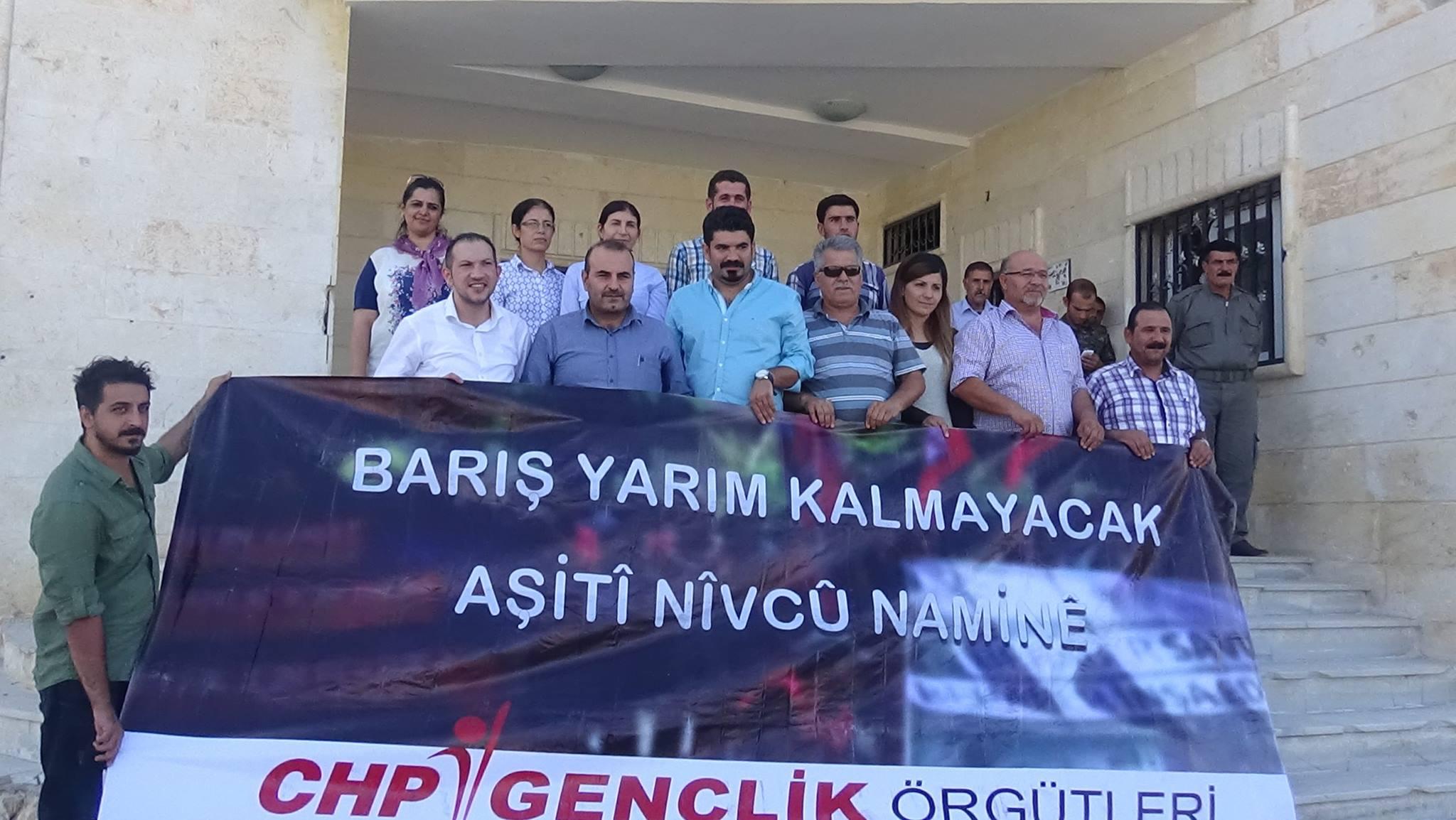 عاجل: صفعة اخرى لآردوغان وفد حزب الشعب الجمهوري CHP التركي يزور  كوباني اليوم الجمعة و يلتقي أنور مسلم