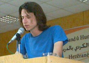 قصيدة آوجلان* - للشاعر : عدنان شيخي