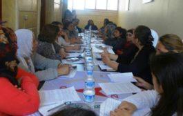 منسقية المرأة في الــ PYD تعقد ندوة مفتوحة