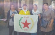 المرأة في الـ PYD تطالب بحرية القائد اوجلان