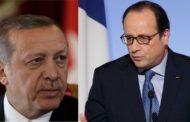 صفعة جديدة لاردوغان وهذه المرة على لسان الرئيس الفرنسي فرانسوا هولاند