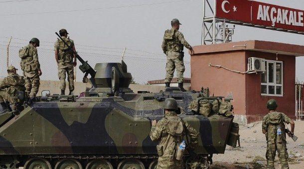 تركيا هدفنا ليس داعش في سوريا بل قوات سوريا الديمقراطية
