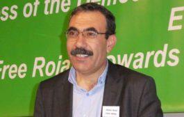 خليل: انتصار فدرالية روج آفا هو الضمان لحماية النسيج الاجتماعي في سوريا وانتصارُ أخوة الشعوب والديمقراطية