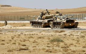 التجاوزات التركية لأراض دول الجوار  (سوريا نموذجا)