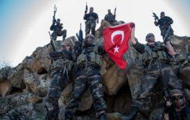 الاستخبارات التركية تجتمع مع مرتزقة الائتلاف والنصرة في شمال سوريا