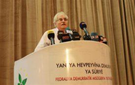 رميلان - نحن هنا من أجل بناء سوريا الديمقراطية '