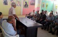 الـ PYD يعقد اجتماعاً لأهالي قرية كرباوي