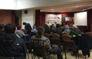 شبيبة الـ PYD مع الشباب البريطاني تنظم ندوة حوارية حول فكر وفلسفة  القائد آبو