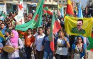 المرأة في الـ PYD تندد بالمؤامرة على القائد آبو في الدرباسية