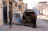 توزيع المحروقات في قامشلو: المازوت نموذجاً