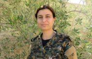 المرأة الكردية ... تقود حملة غضب الفرات لدحر داعش