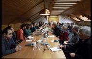 الإدارة الذاتية تلتقي برلمانيين ألمان في ولاية هيسين
