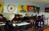منظمة الـ PYD في سويسرا تشكل فرقة صوت روج آفا