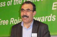 آلدار خليل: لن نقبلَ بأيِّ دستورٍ لا يضمن حقوقَ كل القوميات في سوريا