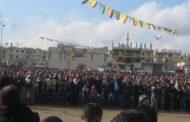 كوباني تحتفل بالذكرى الثانية لتحريرها