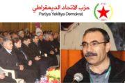خليل في تصريحٍ لموقعِ الاتحاد الديمقراطي PYD