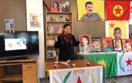 استذكار الـ PYD للقيادي الشهيد أوصمان دادلي