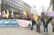 مظاهرات الكرد تحت شعار: نصيبين ليست وحدها