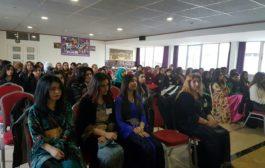 المؤتمر الأول لمنظمة المرأة لحزب الإتحاد الديمقراطي في هولندا