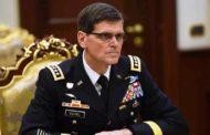 قائد القوات الأمريكية في الشرق الأوسط في ضيافة قوات سوريا الديمقراطية