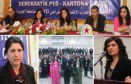 الـ PYD يعقد مؤتمره الثاني لمقاطعة الجزيرة في مدينة الرميلان