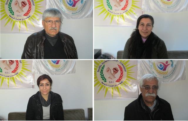 لجنة الكادحين والعمال تجربة مؤسساتية  فريدة في روج آفا