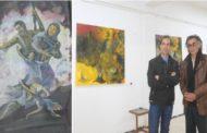 جامعةُ روج آفا تستقبل الربيعَ بمعرض فنيّ تشكيلي