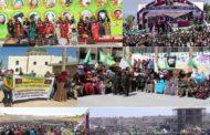 نساء شمال سوريا يحتفلن بعيدهنَّ في الثامن من آذار