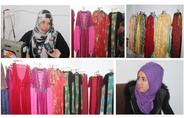 ورشة تف جاند تأخذ على عاتقها نشر ثقافة الأزياء الفلكلورية الأصيلة