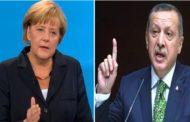 أردوغان: لميركل ... حفلة التنكر انتهت