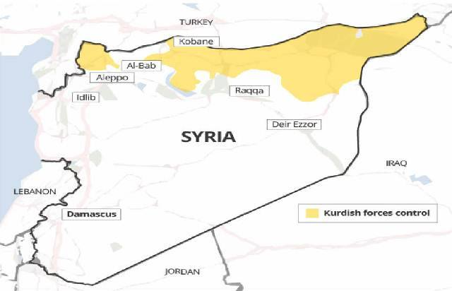 Photo of ANALYSIS: 'The victims of Syrian ceasefire are the Kurds