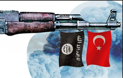 Photo of Detailed Report On Relations of ISIS, Turkey