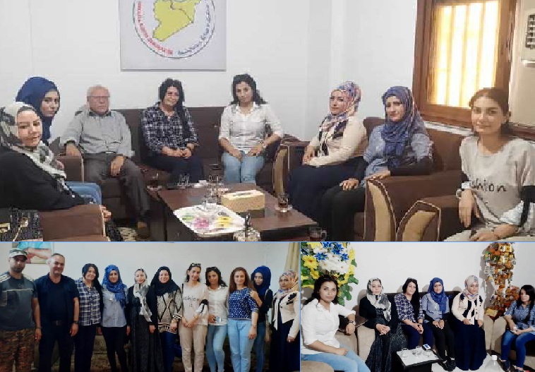 Photo of PYD, Modernity Party, MSD Visit Terbispia's Institutions