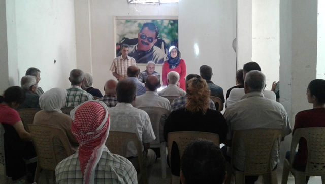 Photo of PYD Organization in Aleppo Holds Series of Organizational Meetings