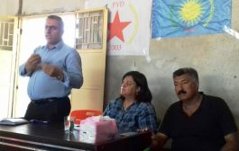 PYD Meets its Members in Qamishlo