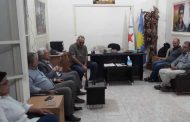 PYD Receives Yekiti Party in Serekaniye
