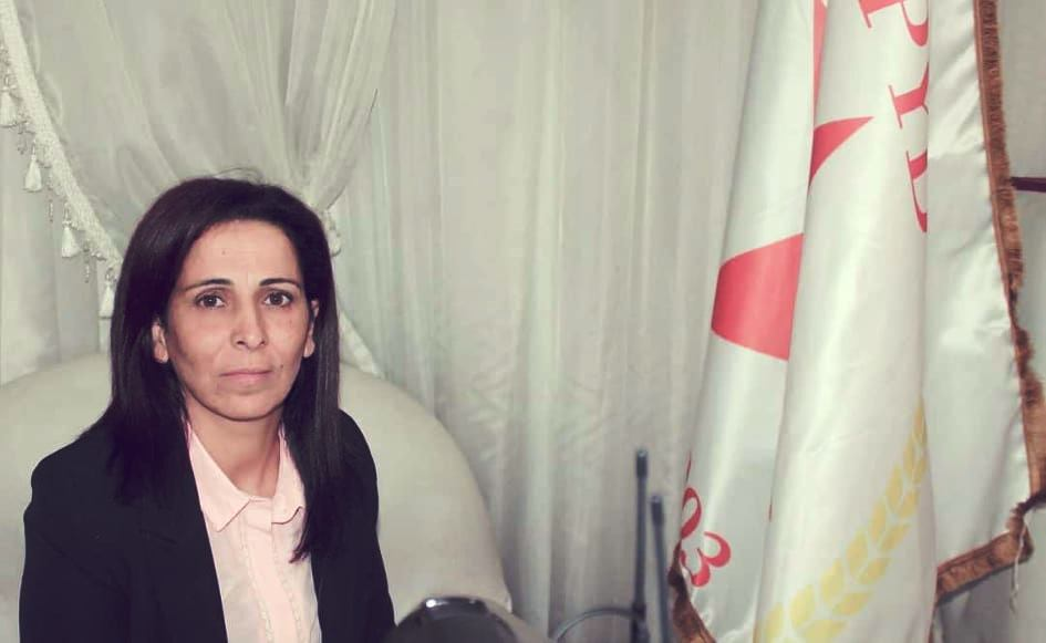 Aisha Hasso: National Unity is our Mission, our Duty