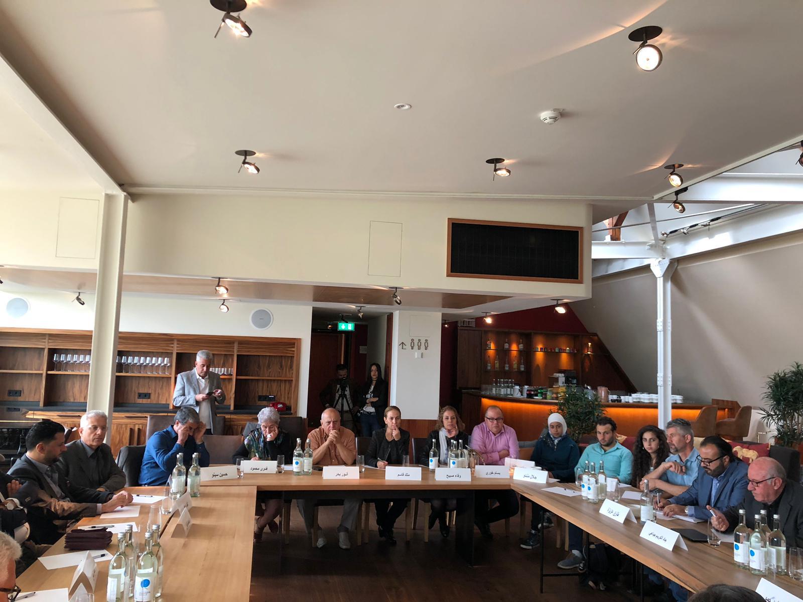 Photo of MSD 3rd Dialogue Workshop Kicks off in Berlin