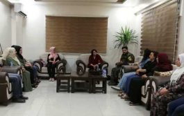 Several Syrian Parties Visit PYD headquarters in Qamishlo