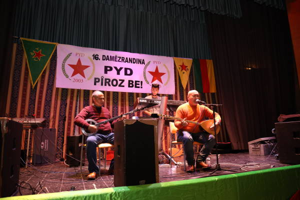 Photo of 16th Anniversary of the PYD Celebrated in Vienna