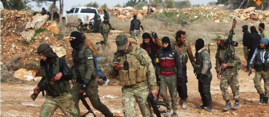 Photo of State of Alert in Occupied Afrin