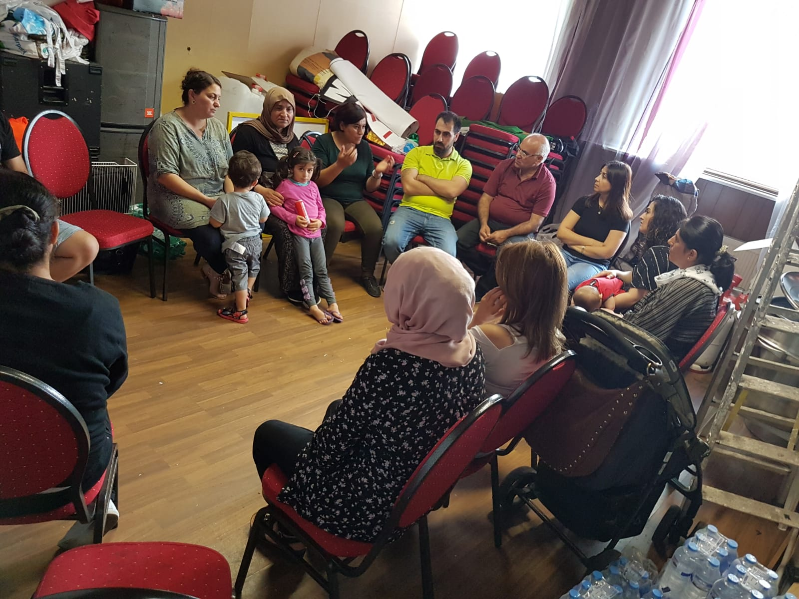 Photo of PYD Women's Organization in Germany Holds Series of Meetings
