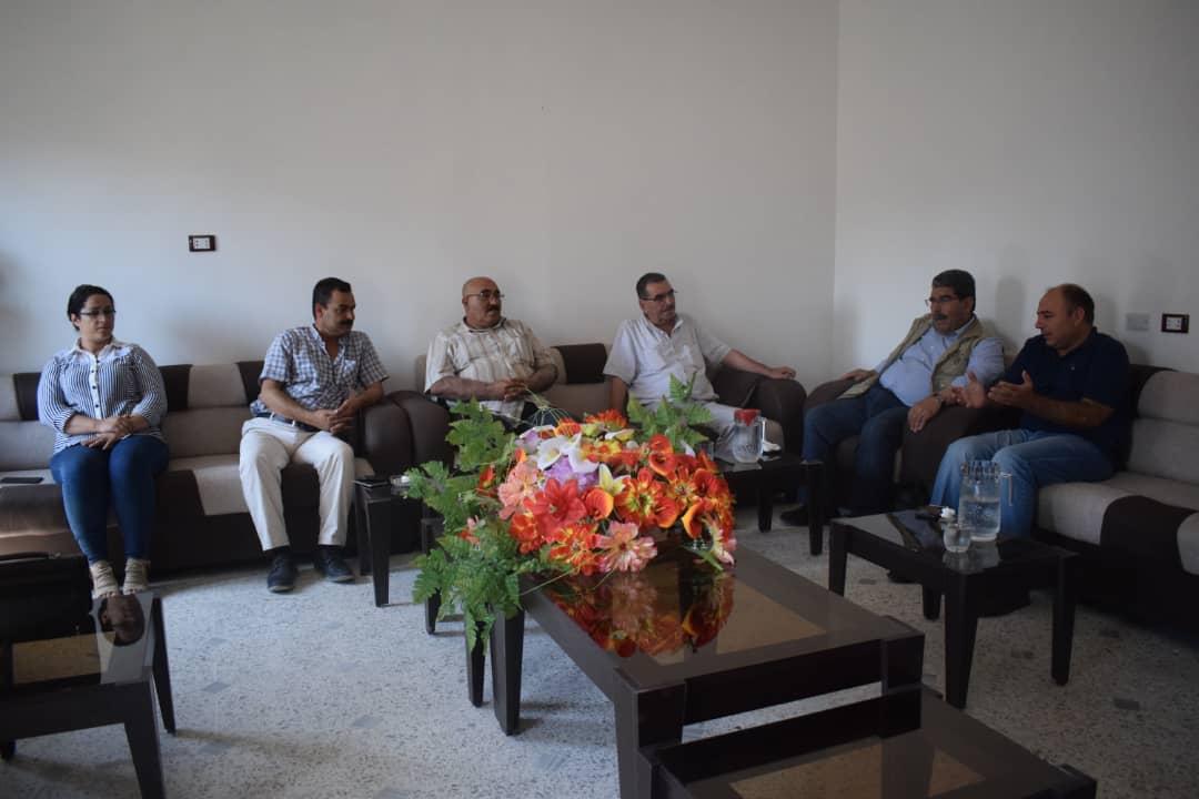 Photo of Saleh Muslim: We Support the KNK Initiative to Achieve Kurdish Unity