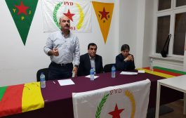 PYD in Berlin Holds its Regular Meeting