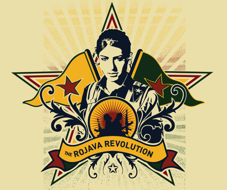 Photo of International Actions for Rojava