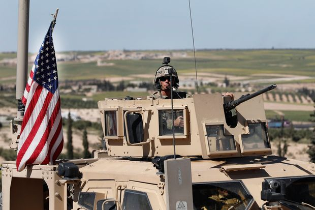 Photo of Pentagon: US to Send 150 Troops to Northeastern Syria