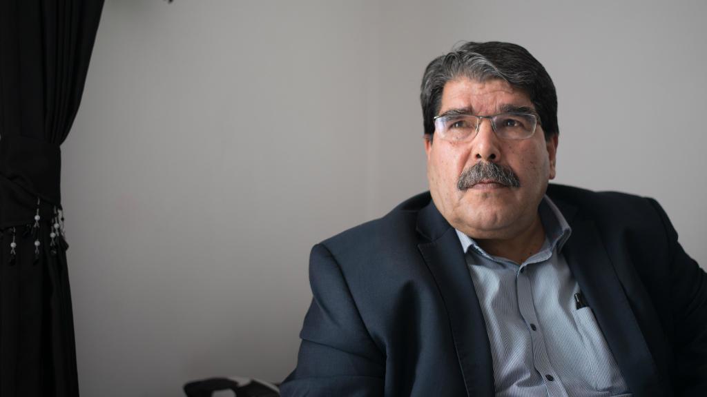 "Photo of Muslim :""Turkey Wants to Establish a ""Turkish belt"" in Border Strip"""