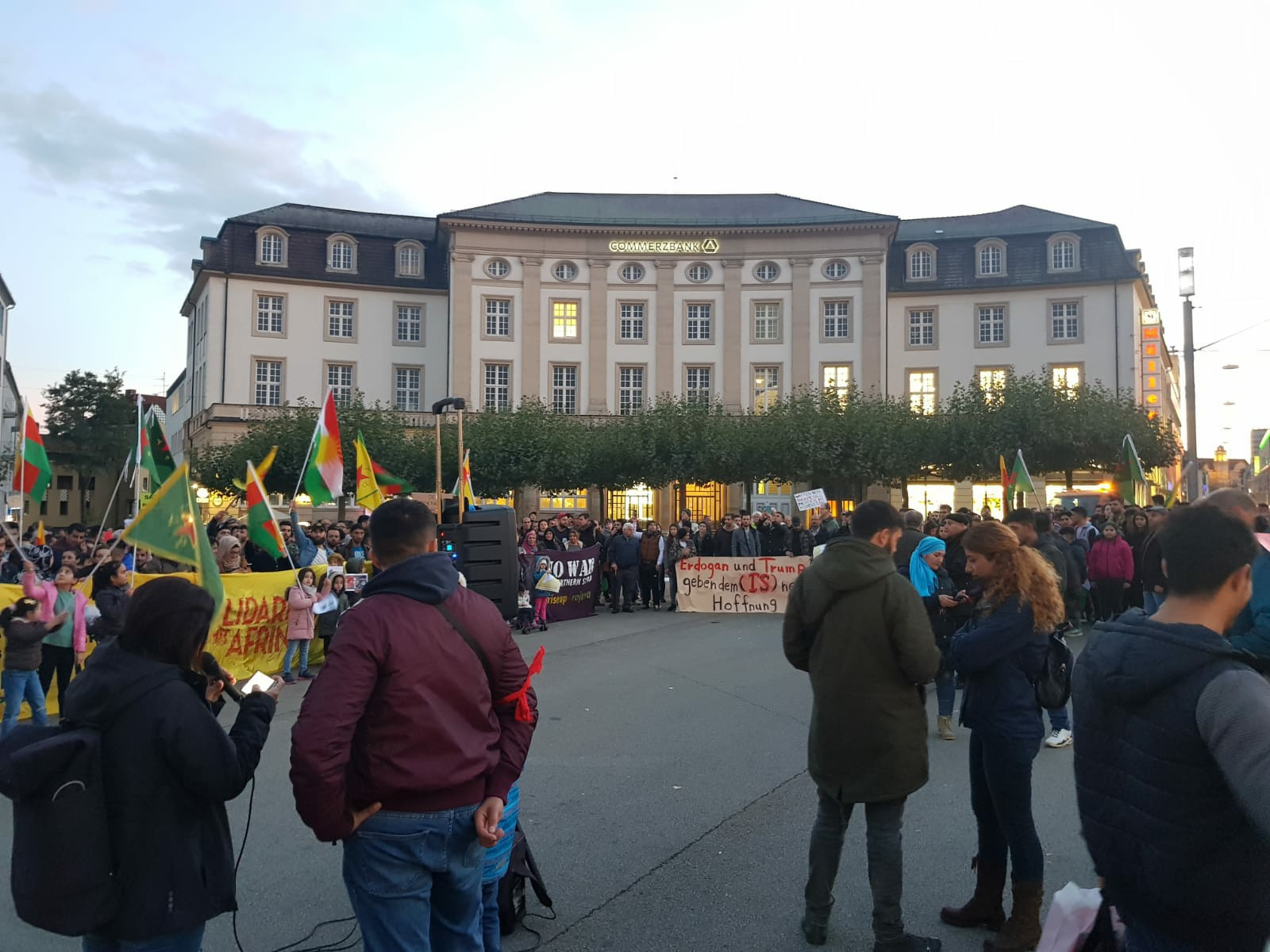 Photo of Several Events in Germany, Denmark to Condemn Attacks of Occupation