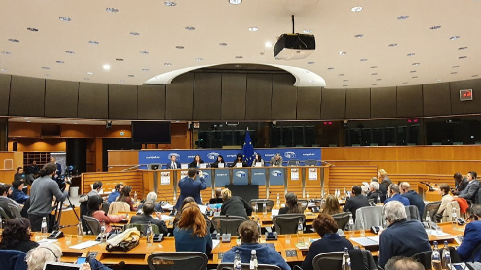 Photo of The European Parliament hosts the 16th Kurdish Conference