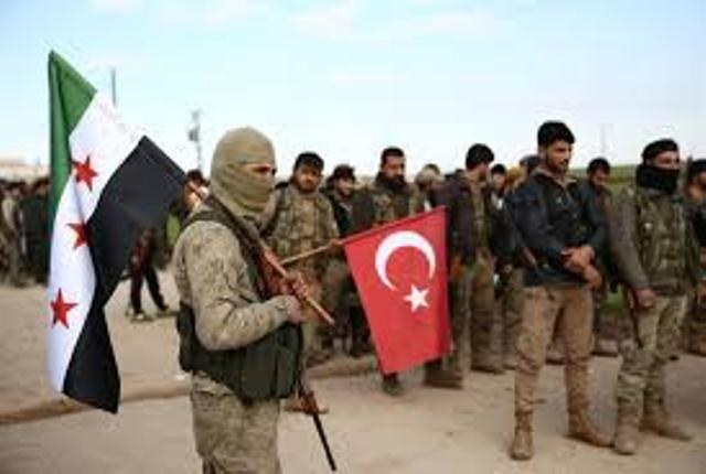 Photo of Terrorist groups affiliated with the Turkish regime flee from Libya to Europe